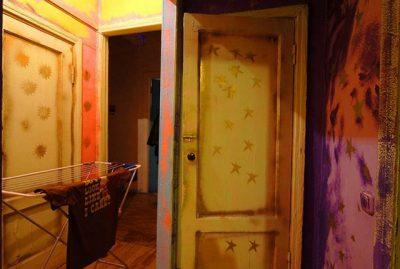 Типичное дверное полотно в хрущевке