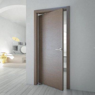 Модель поворотно раздвижной двери в межкомнатный проем