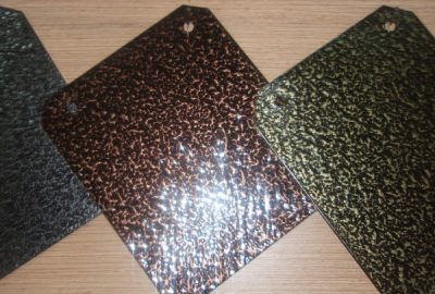 Накладки для дверных конструкций из металла