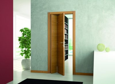 Дверь книжка из двух створок