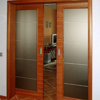 Дверь из ламинированной МДФ