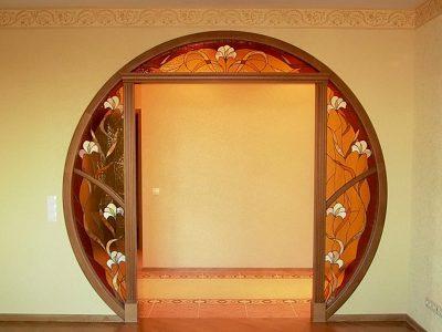 Круглая арка