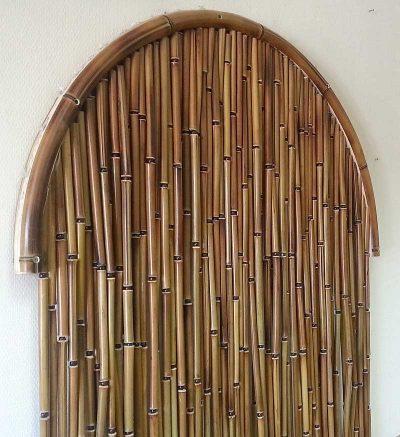 Вариант из бамбука