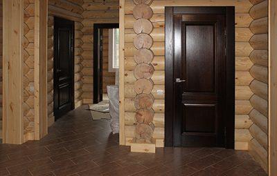 Межкомнатные дверные конструкции