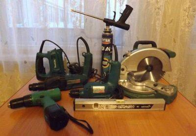 Необходимый набор инструментов