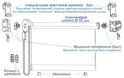 Механизм конструкции
