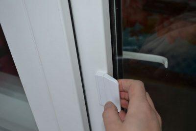 Заклинившая балконная дверь