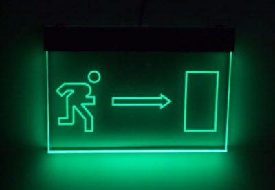 Подсвеченная кнопка