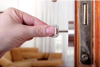 Заклинивший ключ