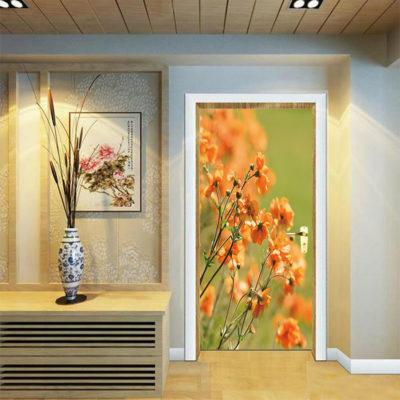 Двери в гостиную