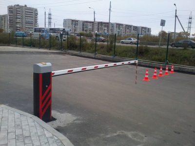 Barrier N