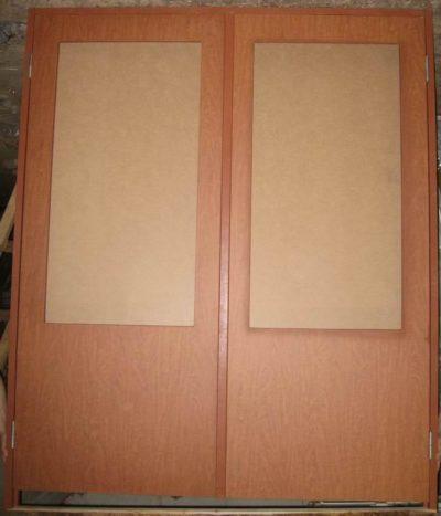 Двери из оргалита