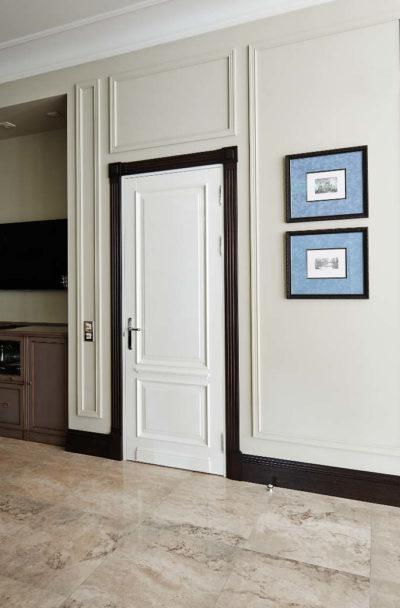 Декорирование дверного проема