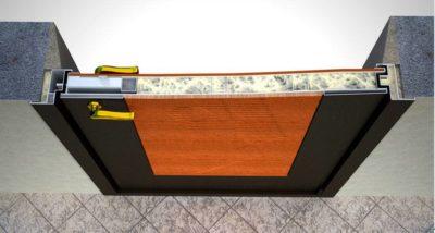 Качественный наполнитель – залог хорошей звукоизоляционной способности межкомнатной двери