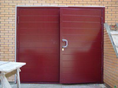 Открывающиеся напрямую врата